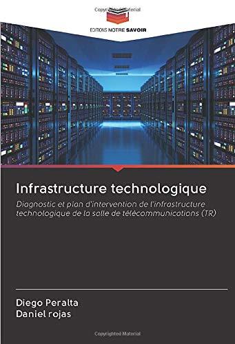 Infrastructure technologique: Diagnostic et plan d'intervention de l'infrastructure technologique de la salle de telecommunicati