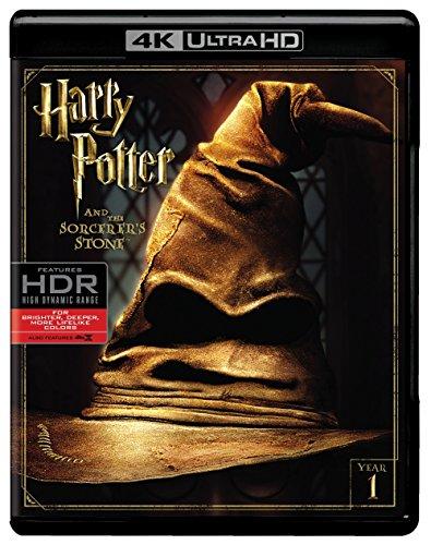 Harry Potter Sorcerers Blu ray Digital