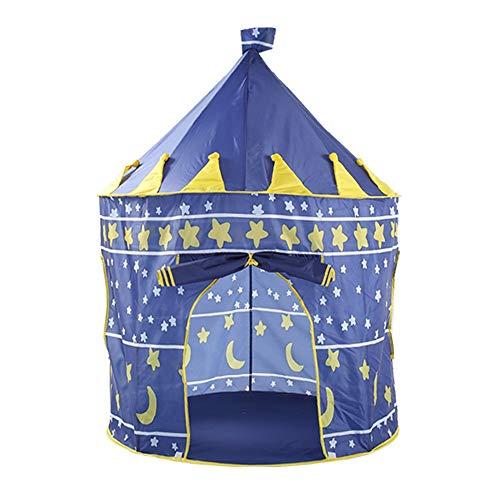 Tipi tent voor kinderen Princess Tent Meisje Prinseskasteel Camping Tent Grote Theater Tent Kinderen Ruimte Pop-up Jongen Theater Speelgoed Gebruik binnen en buiten