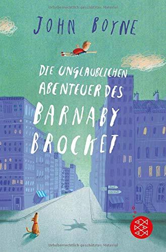 Die unglaublichen Abenteuer des Barnaby Brocket (Tapa blanda)