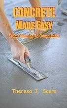 Best concrete for dummies book Reviews