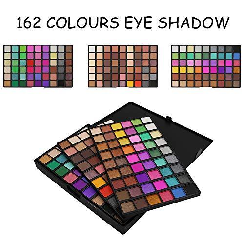 TOFAR Lidschatten Eyeshadow Palette Neutri Caldi Corredo Makeup Eyeshadow Kit 162 Colors