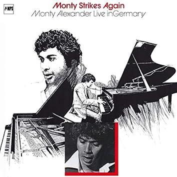 Monty Strikes Again