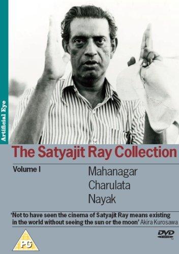 Satyajit Ray Collection Vol.1 [DVD]