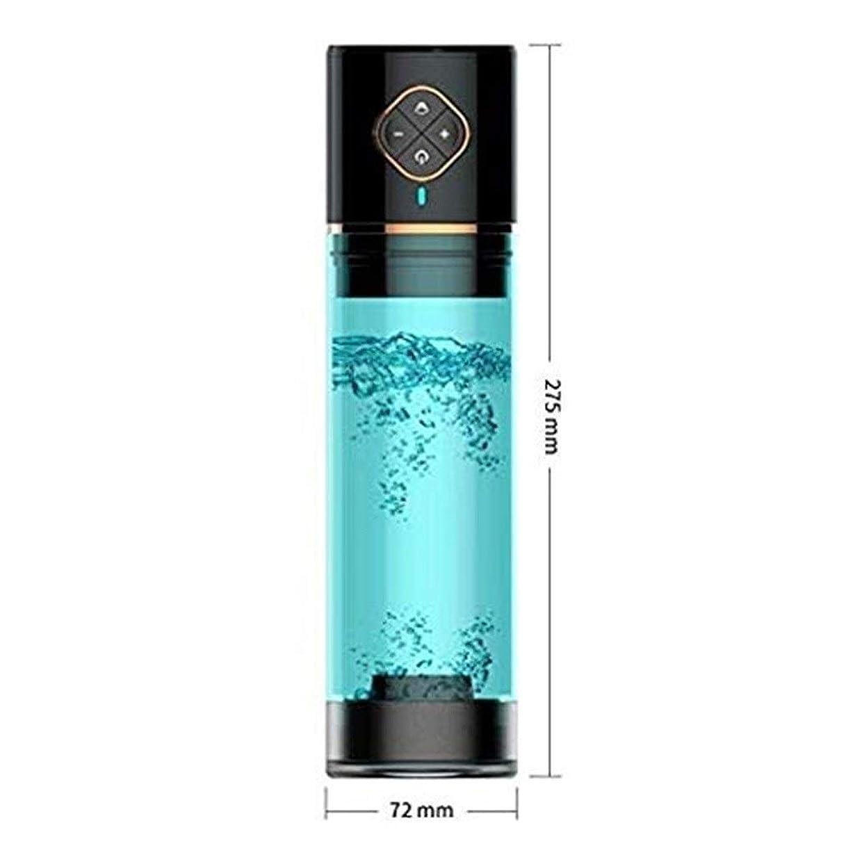 操るイースター見てRisareyi 男性の引き伸ばしポンプ自動空気圧ポンプPenǐsextenderエンハンサー-男性用リラクゼーションデバイス