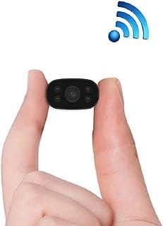 超小型カメラ WiFi 隠しカメラ スパイカメラ1080P超高画質防犯カメラ監視カメラワイヤレス 遠隔監視付き 動体検知