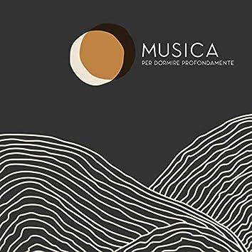 Musica per Dormire Profondamente - Musica per Aiutare a Combattere l'Insonnia