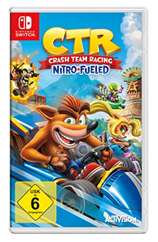 Crash Team Racing Nitro-Fueled - [Nintendo Switch]