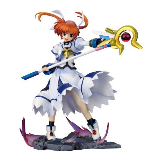Magical Girl Lyrical Nanoha The Movie 1st Takamachi Nanoha PVC figurine