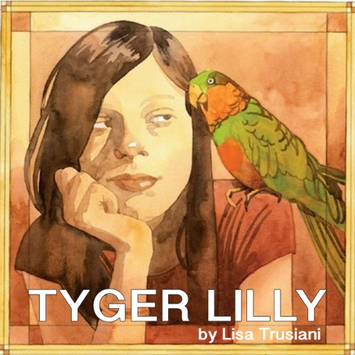 Tyger Lilly cover art