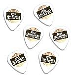 Noel Gallagher's High Flying Birds Set Of 6 Loose Guitarra Púas (F1)