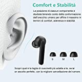 Zoom IMG-2 willful cuffie bluetooth 5 0