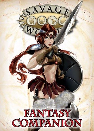 Fantasy Companion (S2P10500, Savage Worlds)