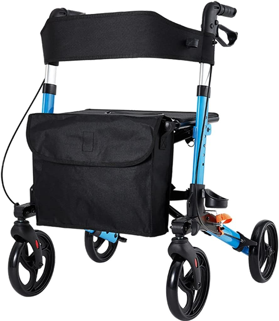 Rolling Walkers Lightweight Foldable Easily Ranking TOP1 Walker-can Low price Fold The