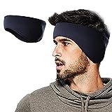 JOEYOUNG Fleece Ear Warmers/Muffs Stirnband für Männer & Frauen Kinder Perfekt für den Winter Laufen Yoga Skifahren Work Out Reiten Fahrrad in kalten und frostigen Tagen