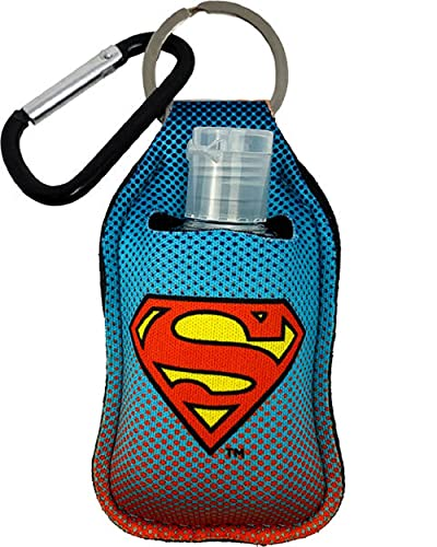 Spoontiques Hand sanitizer Holder / Superman