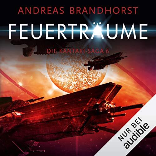 Feuerträume audiobook cover art