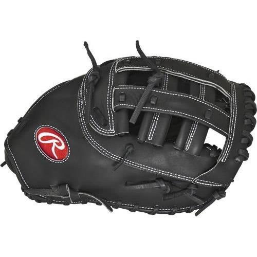 Rawlings Heart of the Hide Softball First Base Mitt, Regular, Modified Pro H Web, 12-1/2 Inch