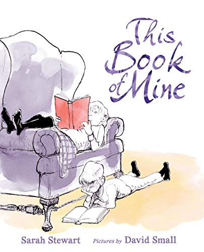 This Book of Mine: A Picture Book (English Edition)