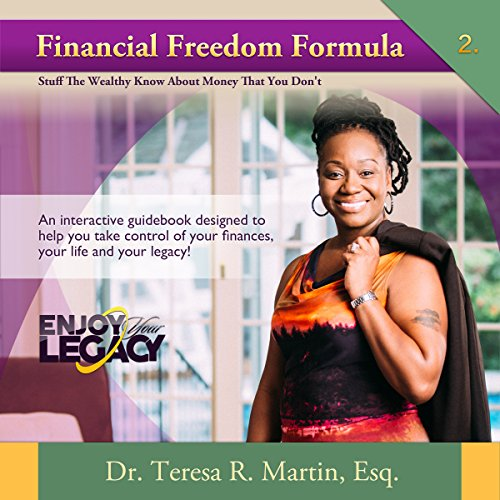 Financial Freedom Formula audiobook cover art
