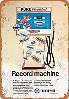 Union 76 Racing Gasoline メタルポスター壁画ショップ看板ショップ看板表示板金属板ブリキ看板情報防水装飾レストラン日本食料品店カフェ旅行用品誕生日新年クリスマスパーティーギフト