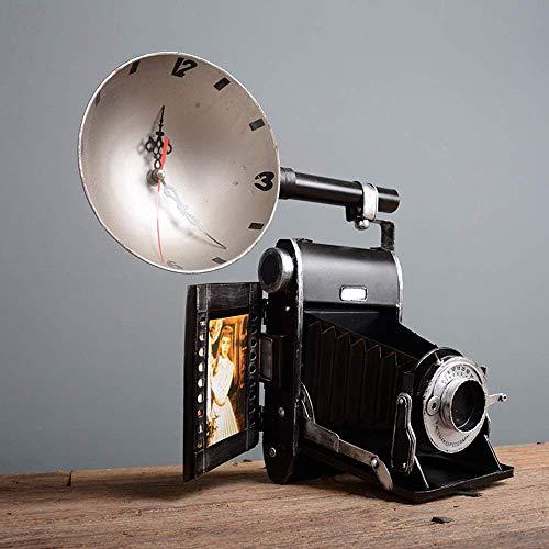 VIWIV Decoración del hogar Exquisito Modelo de cámara Retr