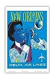 Pacifica Island Art New Orleans–Delta Air