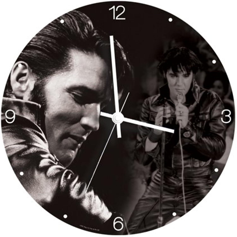 comprar nuevo barato Elvis Presley 13.5 Cordless Wood Reloj de de de Parojo  mejor opcion