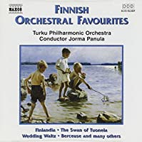 Finnish Orchestral Works / Turku Philharmonic Orchestra / Jorma Panula