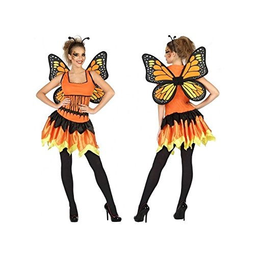ATOSA disfraz mariposa mujer adulto XS