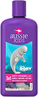 aussie Shampoo Kids 3-In-1 Surfin' Strawberry 12 Ounce (354ml) (3 Pack)