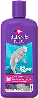 aussie Shampoo Kids 3-In-1 Surfin' Strawberry 12 Ounce (354ml) (3 Pack)