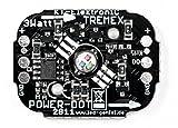 RGB- High Power LED 3 Watt auf ALU-Platine , WS2812B , SK6812 , PL9823 kompatibel