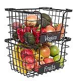 10 Best Wire Fruit Baskets