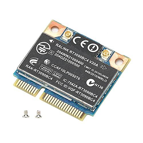 Tomanbery Tarjeta WiFi de Larga Vida útil Tarjeta de Red Amplia compatibilidad PCI-e para computadoras para portátiles