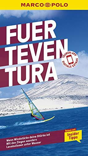 MARCO POLO Reiseführer Fuerteventura: Reisen mit Insider-Tipps. Inkl. kostenloser Touren-App