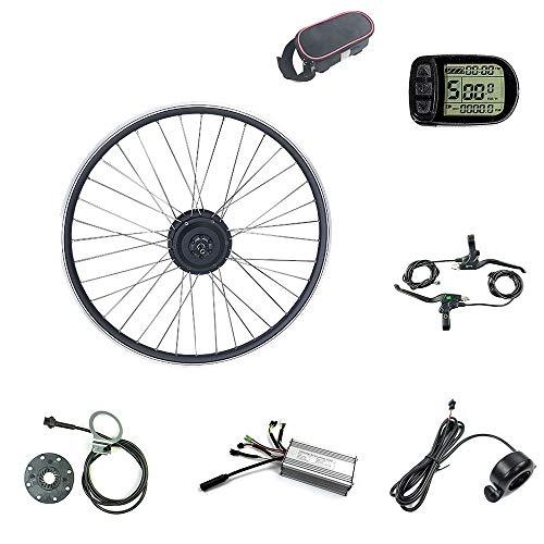 Schuck 36V 500W Kit de conversión de Motor de Bicicleta eléctrica de...