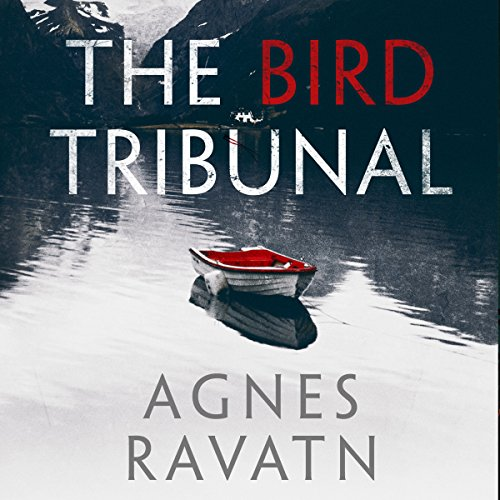 The Bird Tribunal audiobook cover art