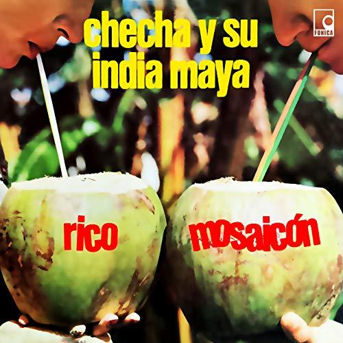 Rico Mosaicón 1: Será Porque Te Amo / Ay Ester / El Mujercito / La Gomota (El Guayabo) / Se Le Sale el Pajarito / El Gallo Viudo / La Bartola / Abusadora / El Jarro Pichao / Paja y Palito