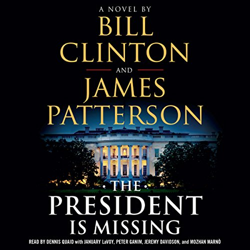 The President Is Missing  By  cover art