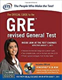 the official guide to the gre revised general test by educational testing service (2010) paperback