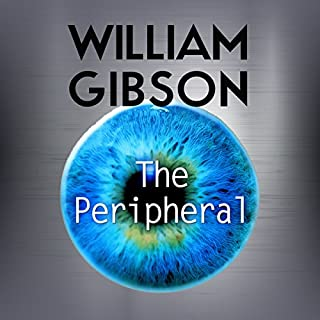 The Peripheral cover art