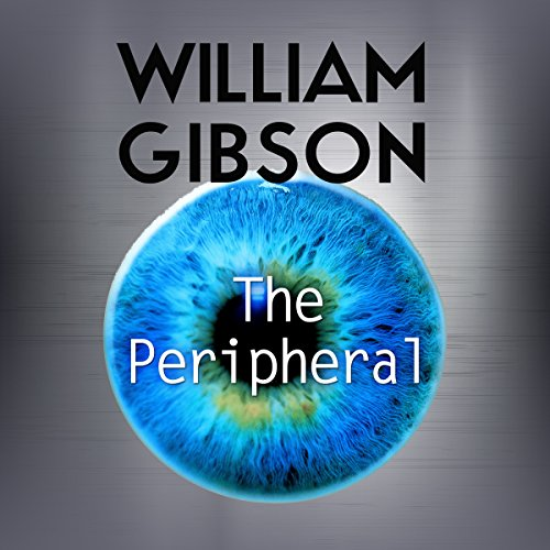 The Peripheral audiobook cover art