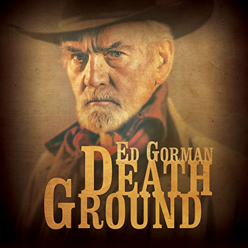 Death Ground audiobook cover art