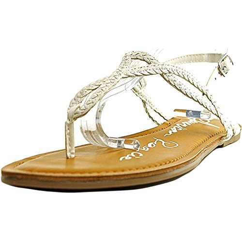 American Rag American Rag Keira Braided Flat Sandals Watercress 11m