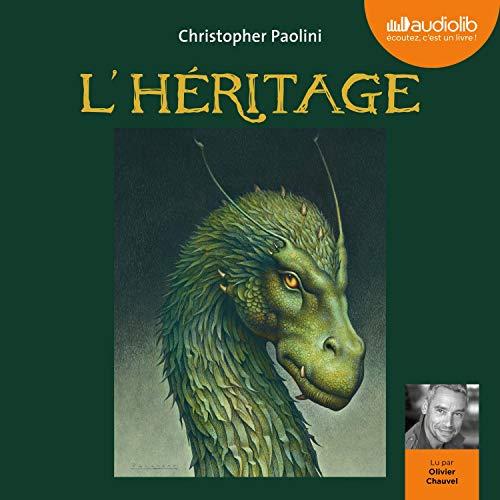 Eragon, tome 4 : L'Héritage de Christopher Paolini