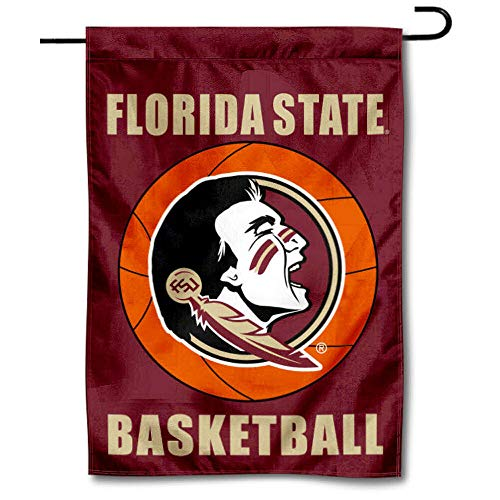 College Flags & Banners Co. Florida State Seminoles Basketball Garden Flag