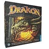 Giochi Uniti- Drakon Gioco da Tavolo, Multicolore, GU364...