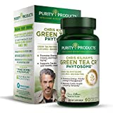 Green Tea CR w/ Phytosome Technology for Boosted Bioavailability from Chris Kilham by Purity Products - 60 Capsules