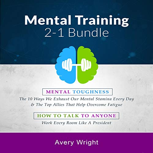 Mental Training 2-1 Bundle audiobook cover art